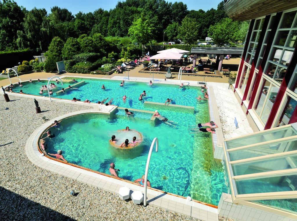 Fontana resort bad nieuweschans in bad nieuweschans for Zwembad met filter aanbieding