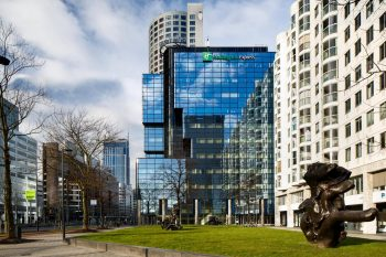 Holiday Inn Express Rotterdam – Central Station