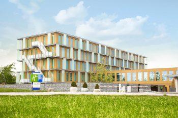 Holiday Inn Express Utrecht – Papendorp