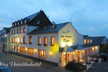 Hotel Restaurant Maas