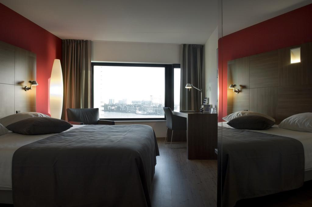 Inntel hotels rotterdam centre in rotterdam aanbiedingen for Kamer rotterdam
