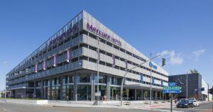 Mercure Hotel Blankenberge Station