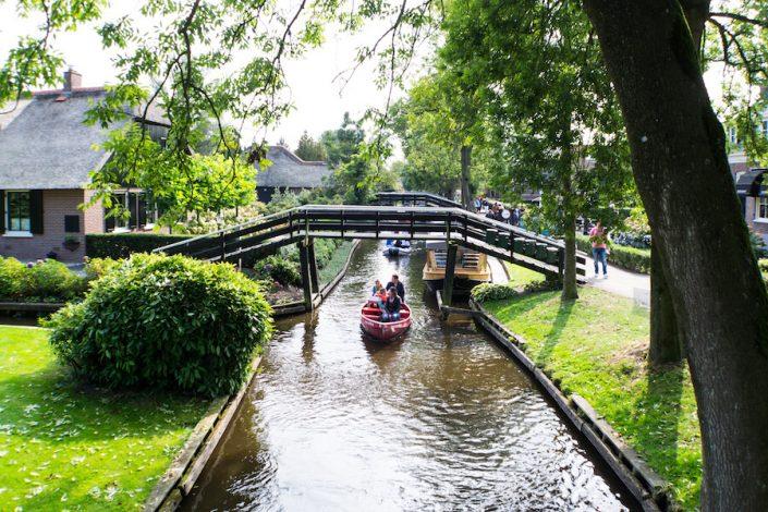 Giethoorn een van de mooiste plekken van Nederland