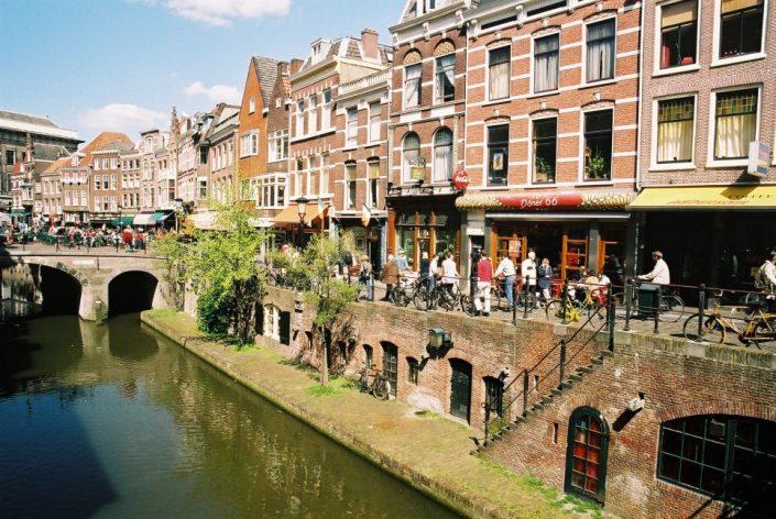 gezelligste stad nederland